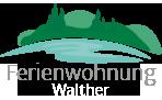 Ferienwohnug Bad Malente Walther white Logo